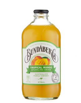 Bundaberg 375ml Tropical Mango_1